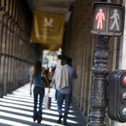 Neuilly-sur-Seine va expérimenter un feu pour piétons avec compte-à-rebours