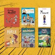 Pour rire ou s'évader, six livres pour enfants à découvrir avant la rentrée