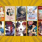 Fantasy, sport ou horreur: les mangas incontournables de la rentrée littéraire 2019