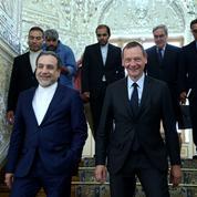Une délégation iranienne négocie à Paris