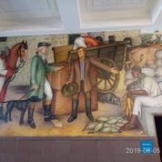 Une fresque menacée de destruction aux États-Unis: «Faut-il effacer l'histoire?»