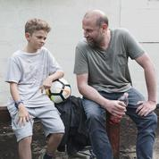 Fourmi :Billy Elliot sur un terrain de football