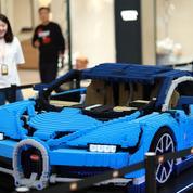 Lego va multiplier les ouvertures de magasins