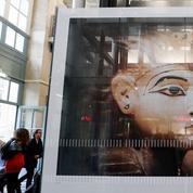 Avec 1,3 million de visites, «Toutankhamon» devient l'exposition la plus fréquentée en France