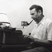 Georges Simenon dans Le Figaro Littéraire en 1952: «Les chiens écrasés, voilà l'école du romancier!»