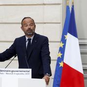 La rentrée très politique d'Édouard Philippe