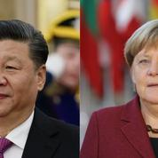 Angela Merkel en visite en Chine: le dessous des cartes