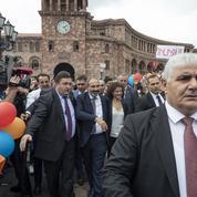 En Arménie, les premiers signes de la révolution économique
