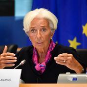 BCE: Christine Lagarde se met dans les pas de Mario Draghi