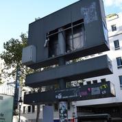 Banksy dérobé à Paris: le voleur filmé par une riveraine