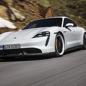 J'ai roulé dans le Porsche Taycan
