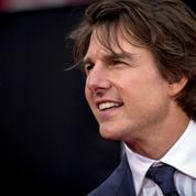 Tom Cruise s'entraîne au parapente dans les Alpes pour son prochain film