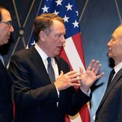 Guerre commerciale: Pékin et Washington reprennent langue