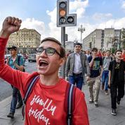 Ces jeunes Moscovites qui n'ont connu pour seul horizon que Vladimir Poutine