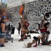 Un jeu de balle préhispanique en vogue à Mexico, cinq siècles après sa disparition