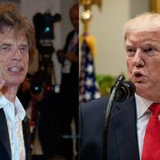 Mostra de Venise: Mick Jagger dénonce la «grossièreté» et les «mensonges» de Trump
