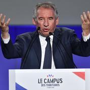 À Bordeaux, François Bayrou fait la leçon aux Marcheurs