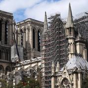 Notre-Dame: une nef provisoire installée dans la cour de l'Hôtel-Dieu pendant les travaux
