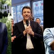 Municipales à Paris: Griveaux, Gantzer et Bournazel prêts à débattre, Villani attend