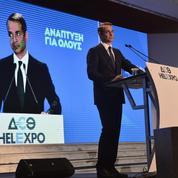 La Grèce redore son image en baissant les impôts et en remboursant le FMI en avance