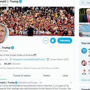 L'influence des tweets de Trump sur les marchés a désormais son indice