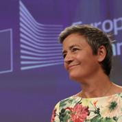À la Commission européenne, Margrethe Vestager va rester le cauchemar des Gafa