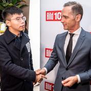 L'accueil à Berlin du militant hongkongais Joshua Wong exaspère Pékin