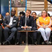 Emmanuel Macron relance sa «guerre de mouvement» contre la pauvreté