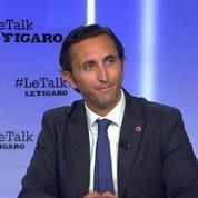 Julien Aubert veut «un blocus maritime pour stopper les passeurs»