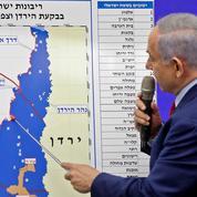 Israël: Nétanyahou s'engage à annexer la vallée du Jourdain