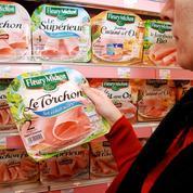 Fleury Michon touché par la flambée des cours du porc