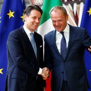 Après les outrances de l'ère Salvini, les Européens prêts à repartir d'un bon pied avec l'Italie