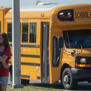 Couloirs courbés, vitres blindées... Un lycée américain conçu pour éviter les tueries de masse