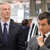 Bruno Le Maire et Gérald Darmanin ont reçu des menaces de mort