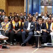 Emmanuel Macron repart à laconquête des Français