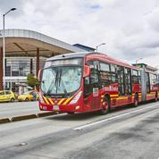 En Colombie, Transdev mise sur des bus géants pour désengorger Bogota