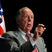 Homme d'affaires «le plus haï» des États-Unis, T. Boone Pickens est mort