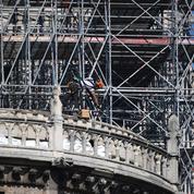 «Notre-Dame reste en grand danger» pour l'architecte en charge des travaux