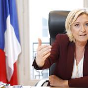 Guillaume Tabard: «Marine Le Pen veut renforcer son statut de meilleure opposante à Macron»