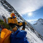 Cory Richards, des heures de courage au sommet du monde