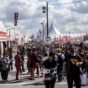 À la Fête de l'Humanité, les gauches renouent le dialogue sur fond de crise écologique