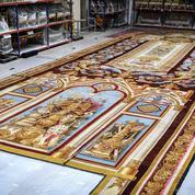 À Notre-Dame, le tapis de Louis-Philippe sauvé des eaux