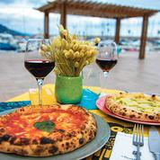 La pizza trois étoiles de Mauro Colagreco