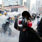 Un nouveau dimanche de violences à Hongkong