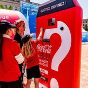 Coca-Cola repart de l'avant en France