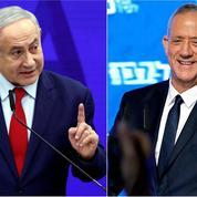 Élections en Israël: Benyamin Nétanyahou et Benny Gantz au coude-à-coude