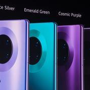 Huawei ose lancer deux smartphones haut de gamme sans Android