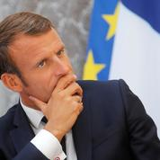 """Macron: «D'une certaine manière, les """"gilets jaunes"""" ont été très bons pour moi»"""