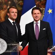 Immigration: Paris, Rome et Berlin planchent sur un plan de répartition