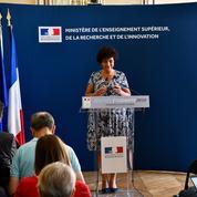 Parcoursup: 1 175 candidats sans affectation à l'issue de la procédure selon Frédérique Vidal